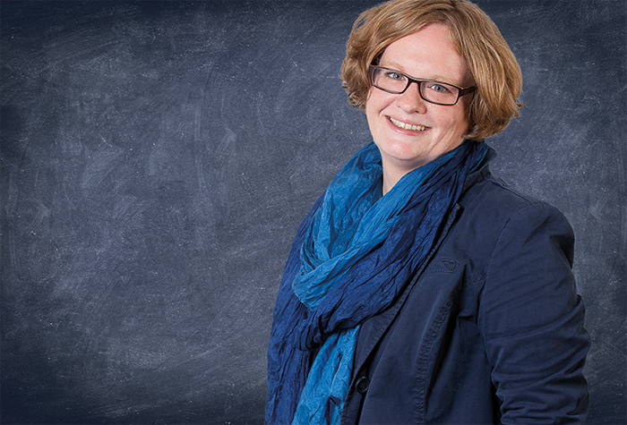 Dr. Charlotte Steffen, Projektberaterin