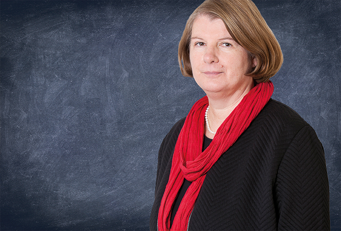Sylvia Feuerschütz, Projektberaterin Finanzen