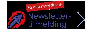 Tilmelding newsletter - Icon raket
