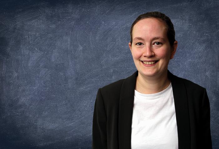 Julia krieger, programme Manager