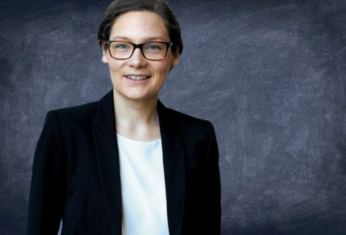 Kathrin Reinders, Programme Manager