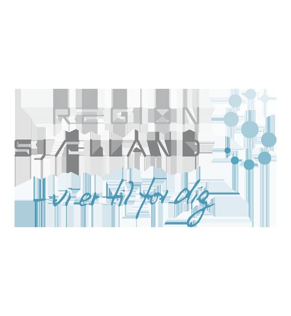 Logo Programmpartner Region Sjælland