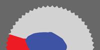 Icon - ein Tacho der anzeigt wieviel Euro noch verfügbar sind.